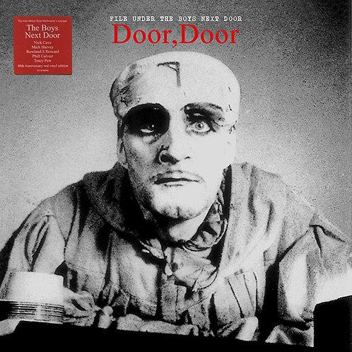 THE BOYS NEXT DOOR (NICK CAVE) LP Door, Door (RSD Drops September 2020)