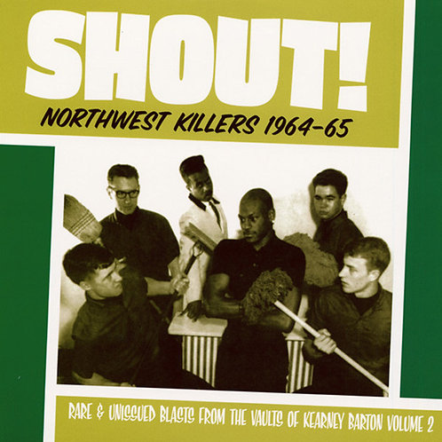 VARIOS LP Shout! Northwest Killers Vol. 2