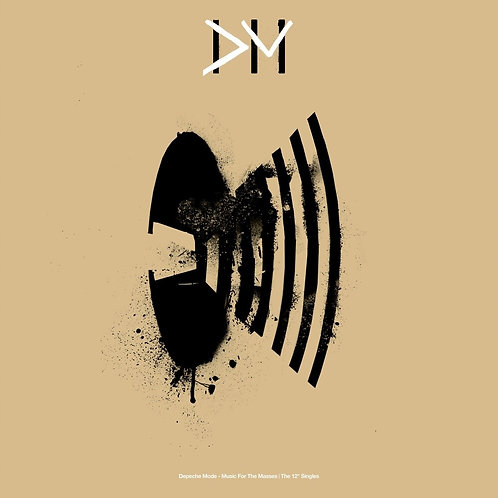 "DEPECHE MODE BOX SET 7xMAXI-LP Music For The Masses - The 12"" Singles"