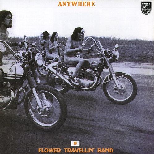 FLOWER TRAVELLIN' BAND CD Anywhere (Japan)