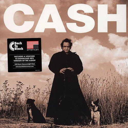 JOHNNY CASH LP American Recordings