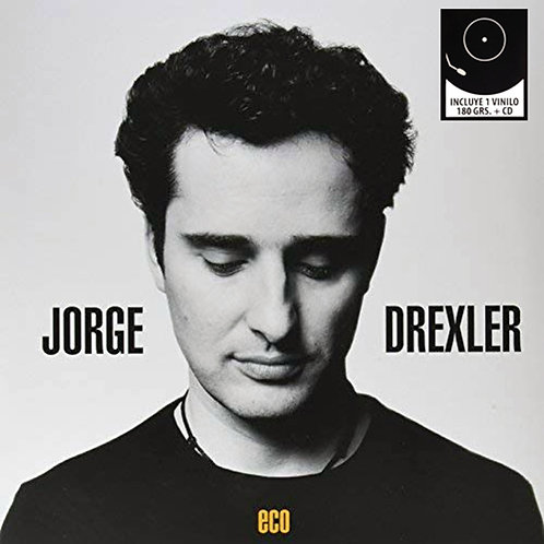 JORGE DREXLER LP+CD Eco