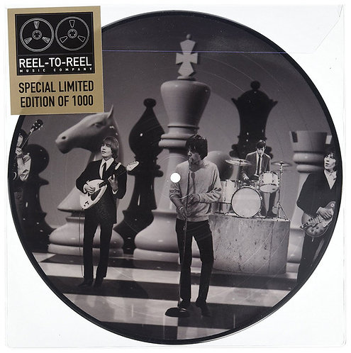 """ROLLING STONES 10"""" The Unreleased Chess Sessions 1964 (Picture Disc)"""
