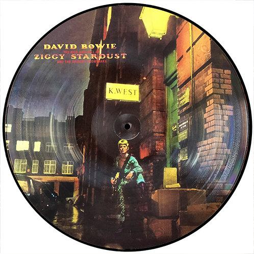 DAVID BOWIE LP Ziggy Stardust (Picture Disc)