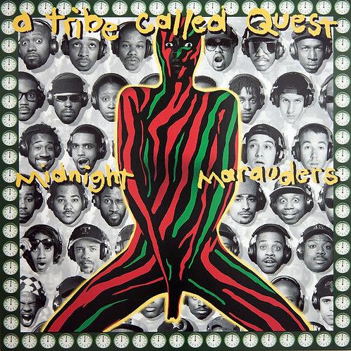A TRIBE CALLED QUEST LP Midnight Marauders