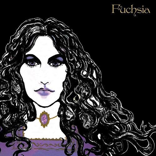 FUCHSIA LP Fuchsia (Dark Violet Coloured Vinyl)