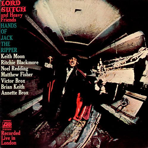 LORD SUTCH CD Hands Of Jack The Ripper