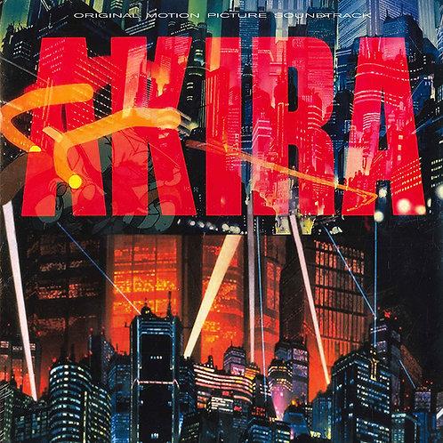 GEINOH YAMASHIROGUMI LP Original Motion Picture Soundtrack: Akira