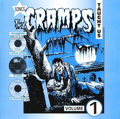VARIOS LP Songs The Cramps Taught Us Volume 1