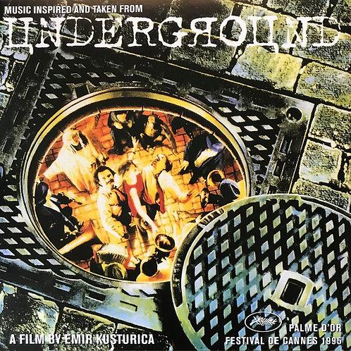 GORAN BREGOVIC LP Music Inspired And Taken From Underground