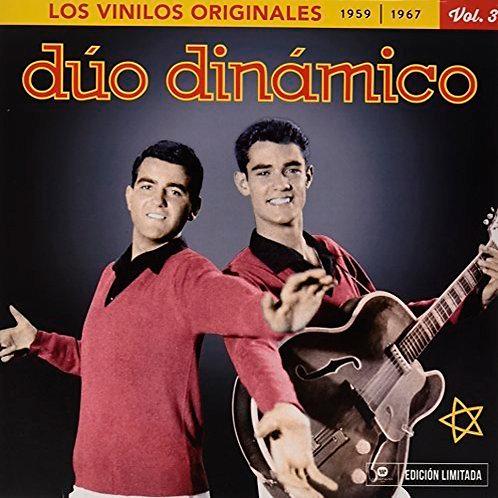 DUO DINAMICO LP+CD Los Vinilos Originales 1959-1967 Vol. 3