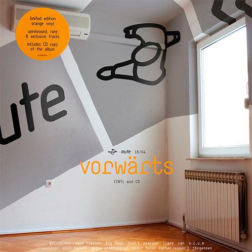 VARIOS LP Vorwärts (RSD 2011 Orange Coloured Vinyl)