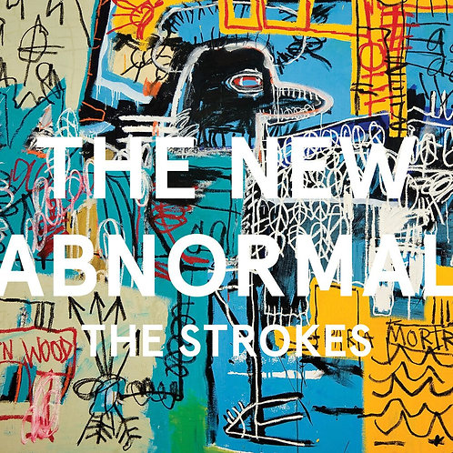 STROKES LP The New Abnormal