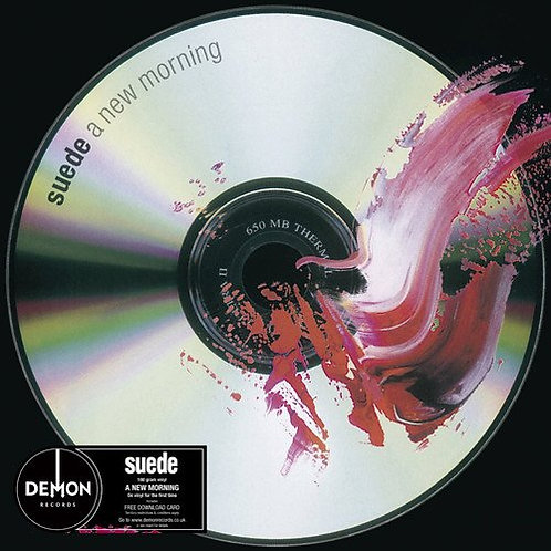 SUEDE LP A New Morning (180 Gram Heavyweight Vinyl)