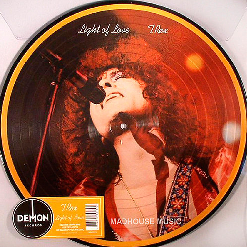T. REX LP Light Of Love (Picture Disc Record Store Day 2015))
