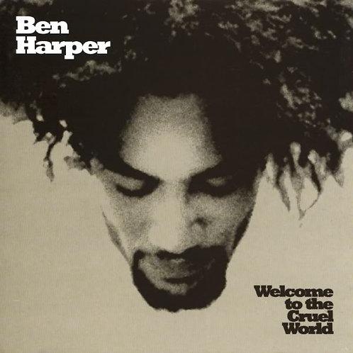 BEN HARPER CD Welcome To The Cruel World