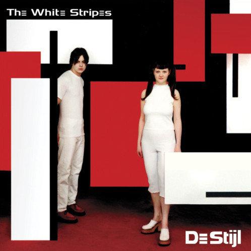 THE WHITE STRIPES LP De Stijl