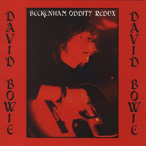 DAVID BOWIE LP The Beckenham Oddity Redux