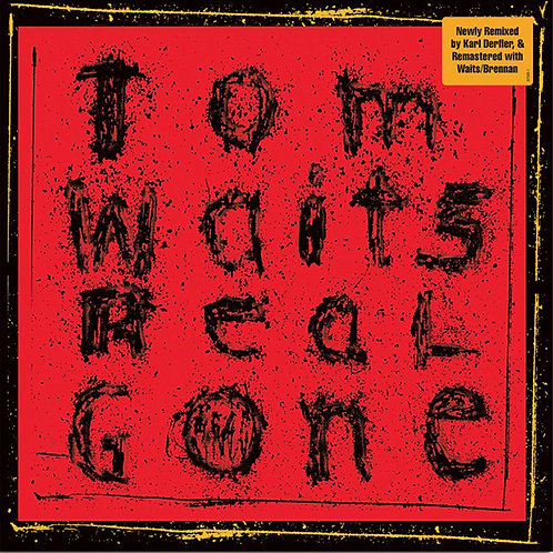 TOM WAITS 2xLP Real Gone (Remixed / Remastered)
