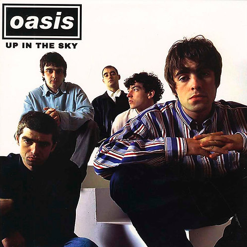 OASIS LP Up In The Sky (White Coloured Vinyl)