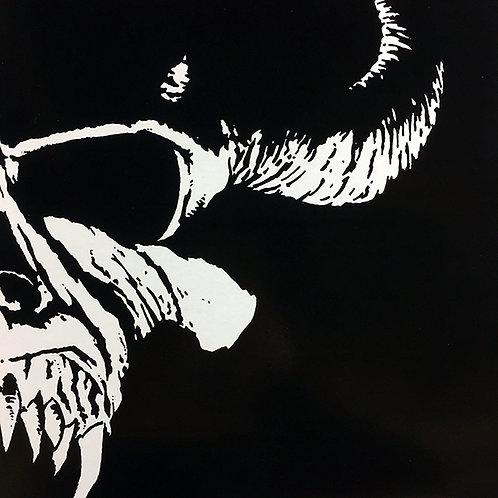 DANZIG LP Danzig (Clear Coloured Vinyl)