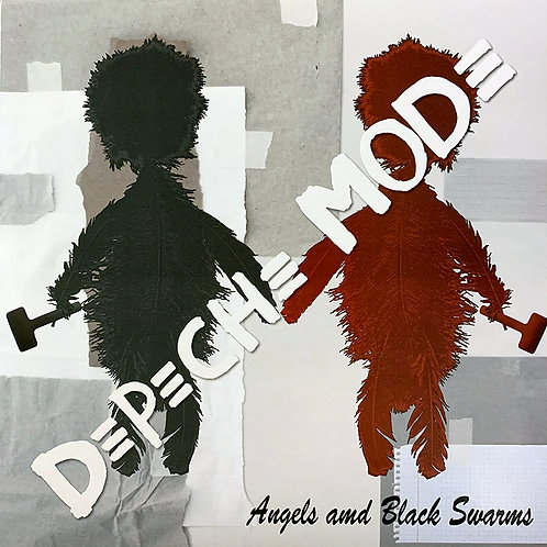 DEPECHE MODE LP Angels And Black Swarms