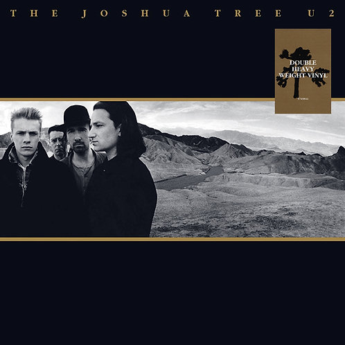 U2 2xLP The Joshua Tree (30th Anniversary Edition)