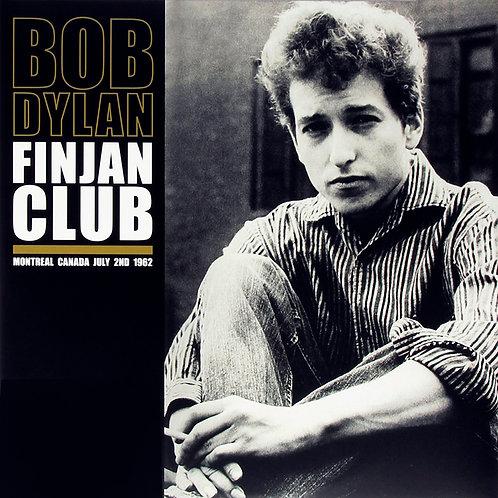 BOB DYLAN 2xLP Finjan Club Montreal Canada 1962