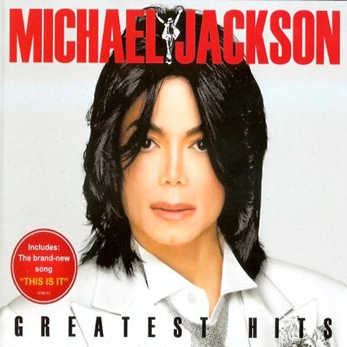MICHAEL JACKSON 2xCD Greatest Hits (Digipack)