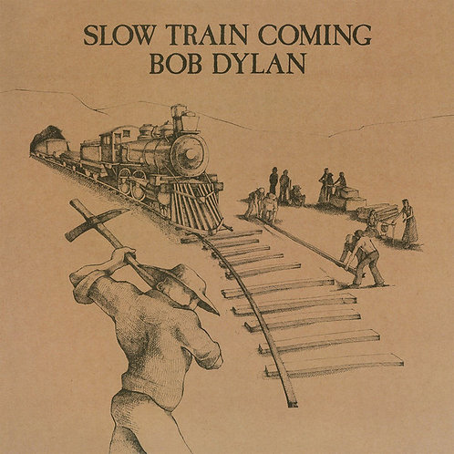 BOB DYLAN LP Slow Train Coming (180 grams audiophile vinyl)