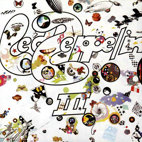LED ZEPPELIN LP III (Gatefold Cover)