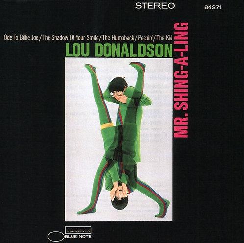LOU DONALDSON CD Mr. Shing-A-Ling