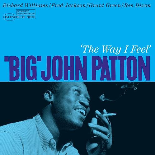 BIG JOHN PATTON LP The Way I Feel