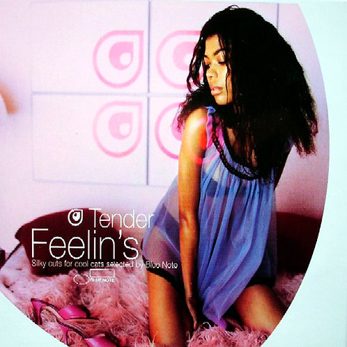VARIOS CD Tender Feelin's: Silky Cuts for Cool Cats Selected By Blue Note