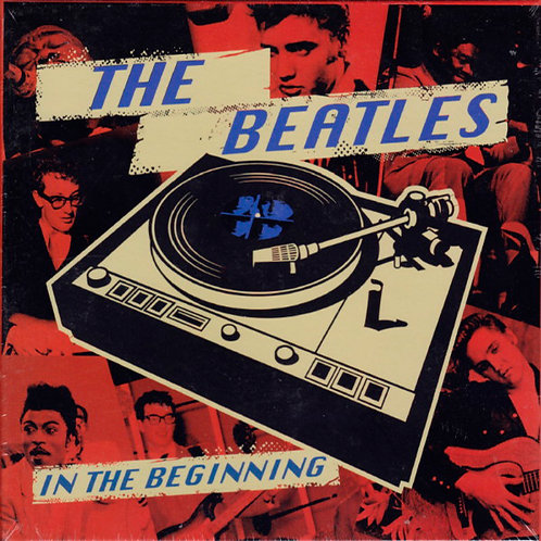 """BEATLES BOX SET 5x7"""" In The Begging (Limited Red Coloured Vinyl)"""