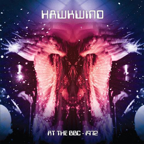 HAWKWIND 2xLP At The BBC 1972 (RSD Drops 2020)