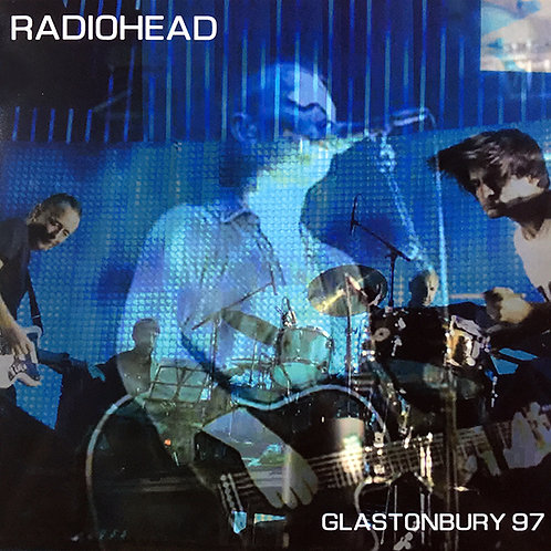 RADIOHEAD LP Glastonbury 97