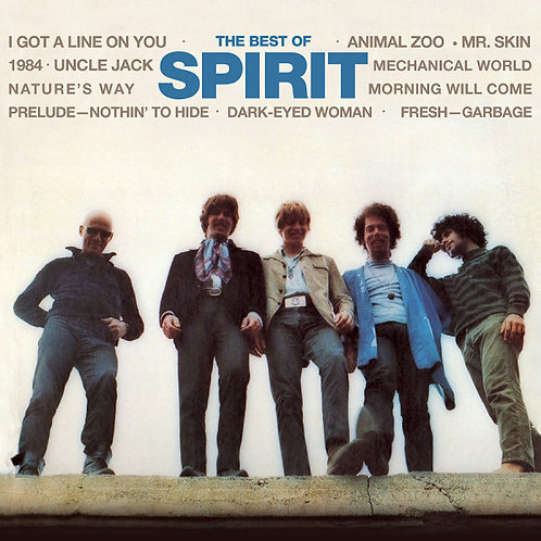SPIRIT LP The Best Of Spirit (180 Gram Audiophile Vinyl)