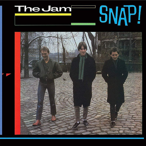 "THE JAM 2xLP+7"" Snap!"