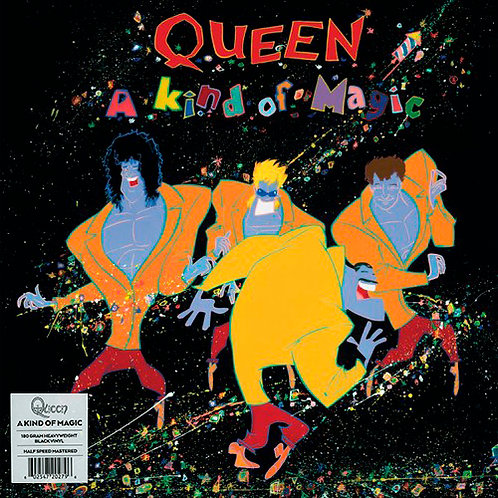 QUEEN LP A Kind Of Magic (Half Speed Mastered)