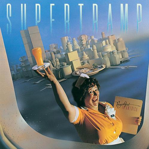 SUPERTRAMP LP Breakfast In America (Blue Coloured Vinyl)