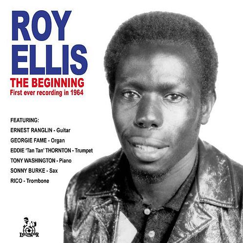 "ROY ELLIS 7"" The Beginning (1964)"