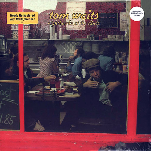 TOM WAITS 2xLP Nighthawks At The Diner (Remastered)