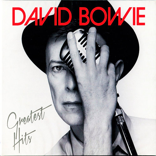 DAVID BOWIE 2xCD Greatest Hits