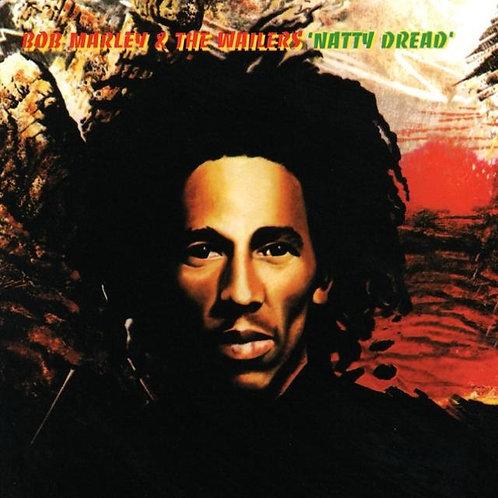 BOB MARLEY & THE WAILERS LP Natty Dread (Remastered)