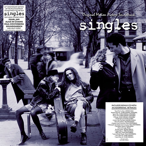 OST 2xLP+CD Singles - Original Motion Picture Soundtrack