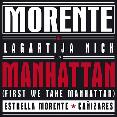 "ENRIQUE MORENTE & LAGARTIJA NICK 7"" Manhattan (RSD 2020 Local)"