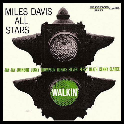 MILES DAVIS CD Walkin' (Digipack)