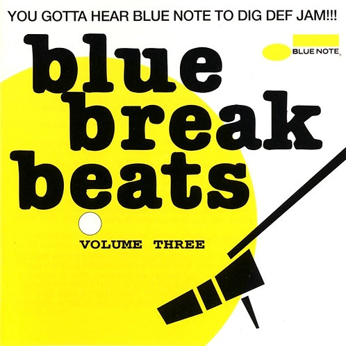 VARIOS CD Blue Break Beats Volume 3