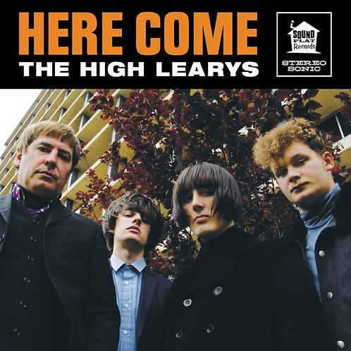 THE HIGH LEARYS LP Here Comes